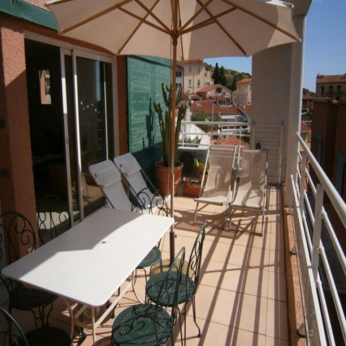 Location de vacances Appartement Port-Vendres (66660)