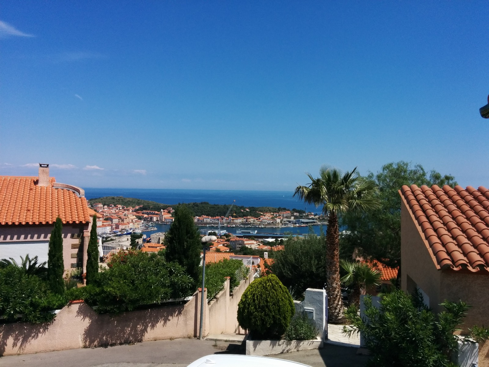 Immobilier port vendres et collioure achat vente - Maison de retraite la castellane port vendres ...