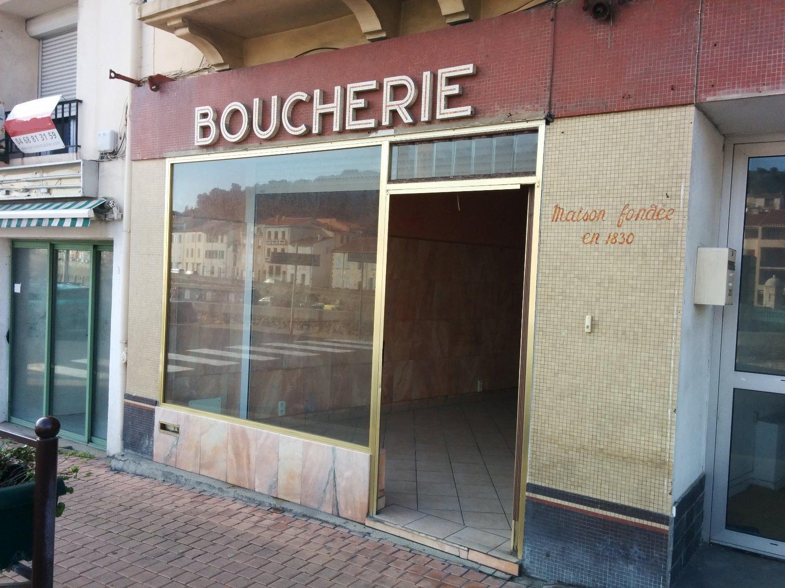 Offres de location Commerce Port-Vendres (66660)